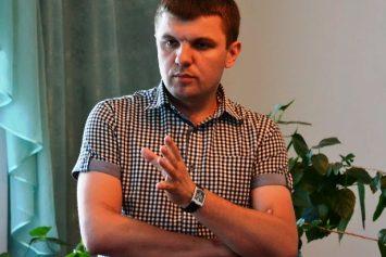 Ігор Гузь на зустрічах з громадою округу