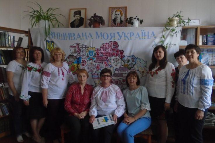 У Шацькому районі презентували карту «Вишивана моя Україна» (ФОТО ... d8fcb99094f83