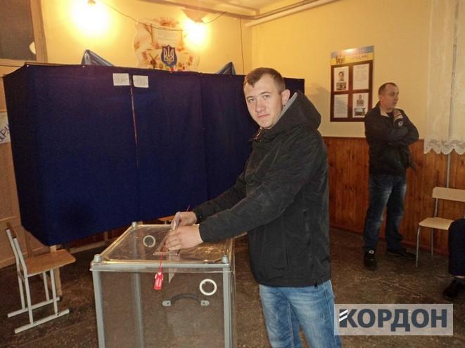 богдан латковский голосує вперше